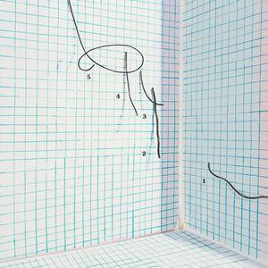 Raindrops 3 by Suyeon Kim contemporary artwork