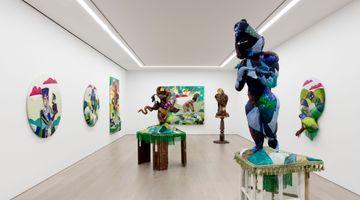 Contemporary art exhibition, Trevon Latin, Trinket Eater at Perrotin, New York