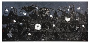 Sansāra 04 by Nuwan Nalaka contemporary artwork