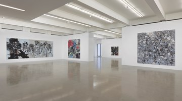 Contemporary art exhibition, George Condo, What's the Point? at Sprüth Magers, Los Angeles