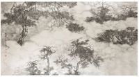 Nine Abysses XXVI by Chui Pui Chee contemporary artwork painting, works on paper, drawing