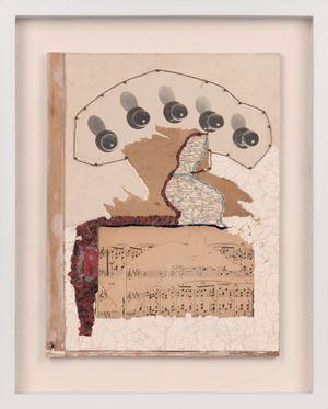 """""""Zwarte knoppen"""" / """"Boutons noirs"""" by Camiel Van Breedam contemporary artwork"""
