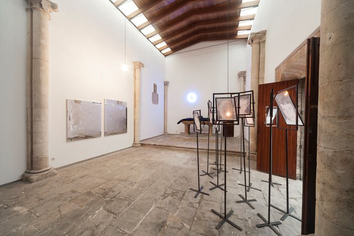 Exhibition view: Group Exhibition, Après, KEWENIG, Palma (26 January–17 March 2018). Courtesy KEWENIG, Palma.