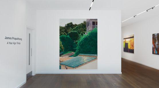 18 Sep–7 Nov 2021 James Prapaithong contemporary art exhibition