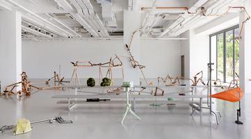 Contemporary art exhibition, Shirley Tse, Stakes and Holders at M+ Hong Kong, SAR, China