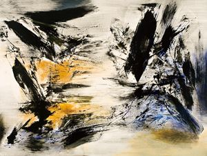 Insistence by Yang Chihung contemporary artwork