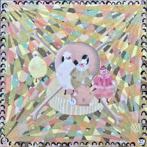 광대들 by Kwon, Soon-young contemporary artwork