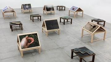 Contemporary art exhibition, Richard Deacon, House and Garden at Marian Goodman Gallery, New York