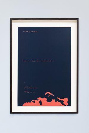 Asleep by Marc Hundley contemporary artwork