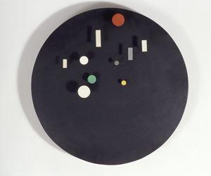 Constellation by Yaacov Agam contemporary artwork
