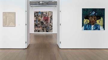 Contemporary art exhibition, Group Exhibition, Early 21st Century Art at Almine Rech, London