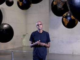 Mark Bradford's Call for Unity at Shanghai's Long Museum
