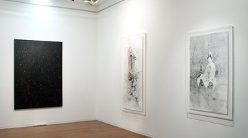 Contemporary art exhibition, Lindy Lee, The Secret World of Shadows at Roslyn Oxley9 Gallery, Sydney, Australia