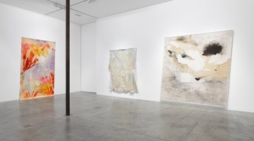 Contemporary art exhibition, Group Exhibition, Surface Work at Victoria Miro, Wharf Road, London