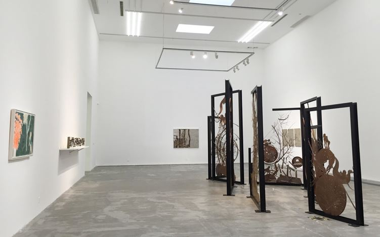 Group Exhibition,How should I explain to you, Exhibition view, Shanghart Gallery, Beijing. Courtesy Shanghart Gallery, Beijing.