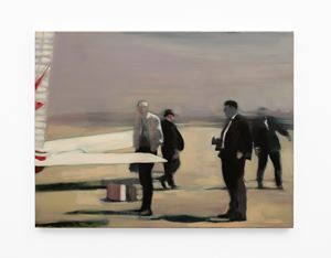 The Players by Kate Gottgens contemporary artwork