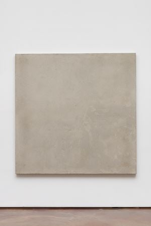 Polished Concrete #3 by Analia Saban contemporary artwork