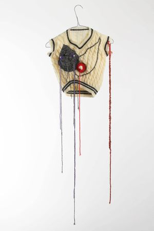 Untitled (The Lord Tebbit Series 4) by Hardeep Pandhal contemporary artwork sculpture