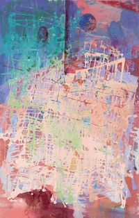 Spring in Circuit World by Yi Kai contemporary artwork painting