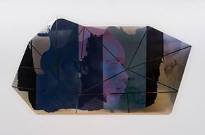 Naomi Sims by Mickalene Thomas contemporary artwork