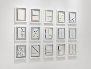 IDO01 - IDO15 by Christian Megert contemporary artwork