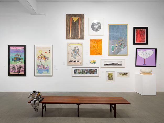 Exhibition view: Moving 搬屋, Hanart TZ Gallery, Hong Kong (20 June–1 August 2020). Courtesy Hanart TZ Gallery. Photo: Kitmin Lee