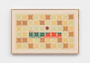 A Sun O Copper by Jordan Nassar contemporary artwork