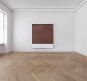 dass die Geschichte zusammenbleibt Schattenraum 6 + 3 Bilder by Imi Knoebel contemporary artwork