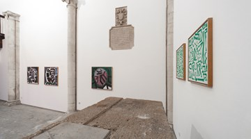 Contemporary art exhibition, A.R. Penck, A.R. Penck at KEWENIG, Palma