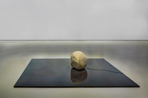 Relatum - Momentum by Lee Ufan contemporary artwork