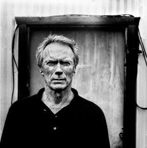 Clint Eastwood, Los Angeles by Anton Corbijn contemporary artwork