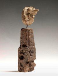 Figurine III by Joan Miró contemporary artwork sculpture