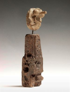 Figurine III by Joan Miró contemporary artwork