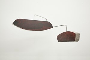 Swivel #7, Turnout by Genevieve Chua contemporary artwork