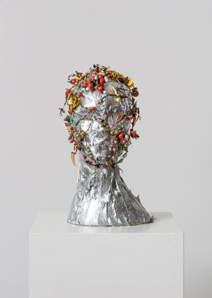 Mask for a Warrior Princess by Lee Bul contemporary artwork