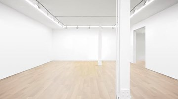 Almine Rech contemporary art gallery in New York, USA