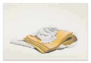 Metro Mattress #5 by Ed Ruscha contemporary artwork