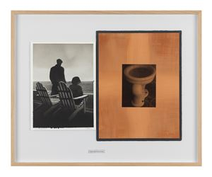 Dates No 54 (Edward Weston) by Radenko Milak & Roman Uranjek contemporary artwork