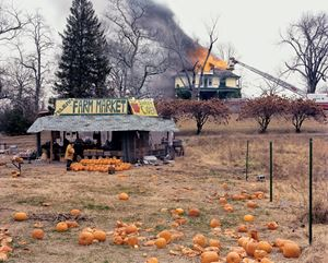 McLean, Virginia, December 1978 by Joel Sternfeld contemporary artwork