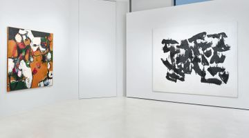 Contemporary art exhibition, Group Exhibition, A Gesture of Conviction -Woman of Abstract Expressionism at SETAREH, Düsseldorf, Germany