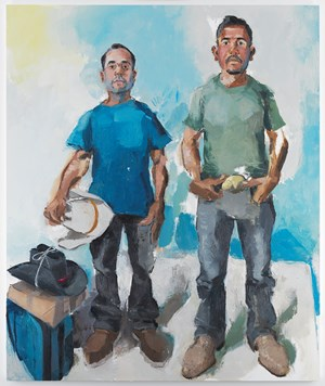Miguel & Christian by John Sonsini contemporary artwork