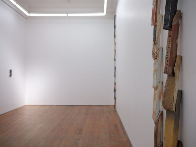 Exhibition view: Kate Newby & Paul P., As long as you want, Michael Lett, Auckland (2–31 October 2020). Courtesy Michael Lett.