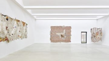 Contemporary art exhibition, El Anatsui, Proximately at Axel Vervoordt Gallery, Antwerp