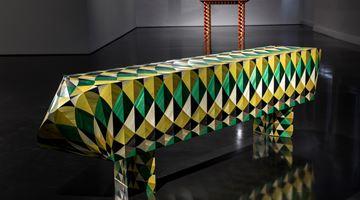 Contemporary art exhibition, A&A, Exquisite Corpse / Cadavre Exquis at Tolarno Galleries, Melbourne, Australia