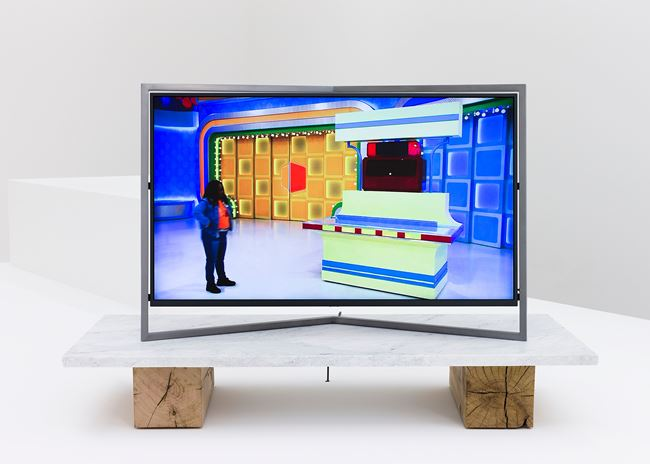 Desiderata 2017 by Paul Pfeiffer contemporary artwork