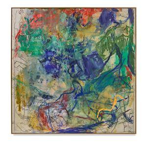 Mama, Kokoshka's Hand by Rita Ackermann contemporary artwork