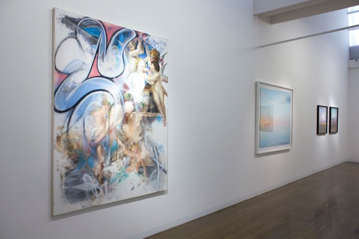 Exhibition view: Group Exhibition, SITES OF THE IMAGINAION, Arc One Gallery, Melbourne (29 November– 3 February 2018). Courtesy the artist and Arc One Gallery, Melbourne.
