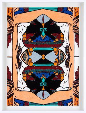 Ornamento 1 by Juana Anzellini contemporary artwork
