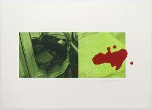 The Scene No.2 by Zhang Peili contemporary artwork