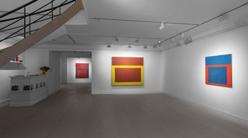 Contemporary art exhibition, Perle Fine, The Cool Series at Gazelli Art House, London